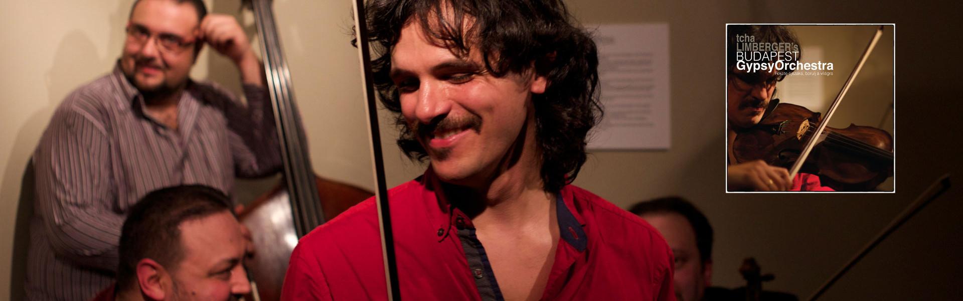 CD. Budapest Gypsy Orchestra!
